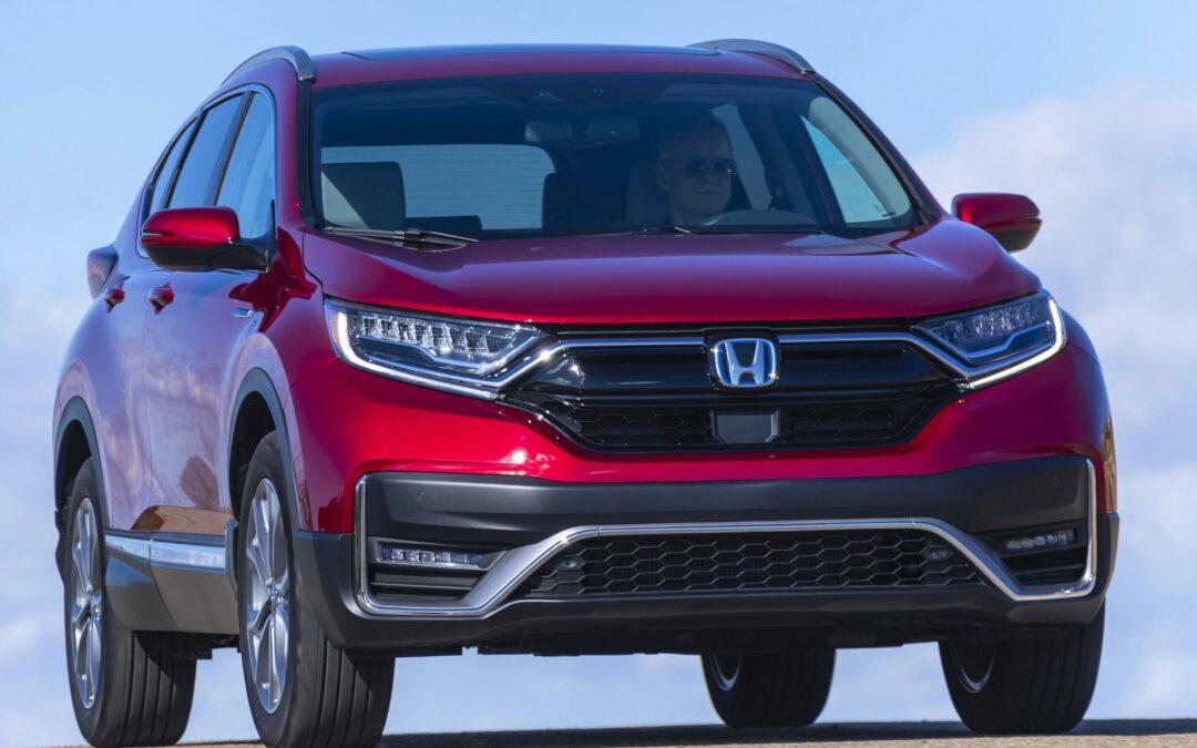 2020 Honda CR-V Hybrid road test
