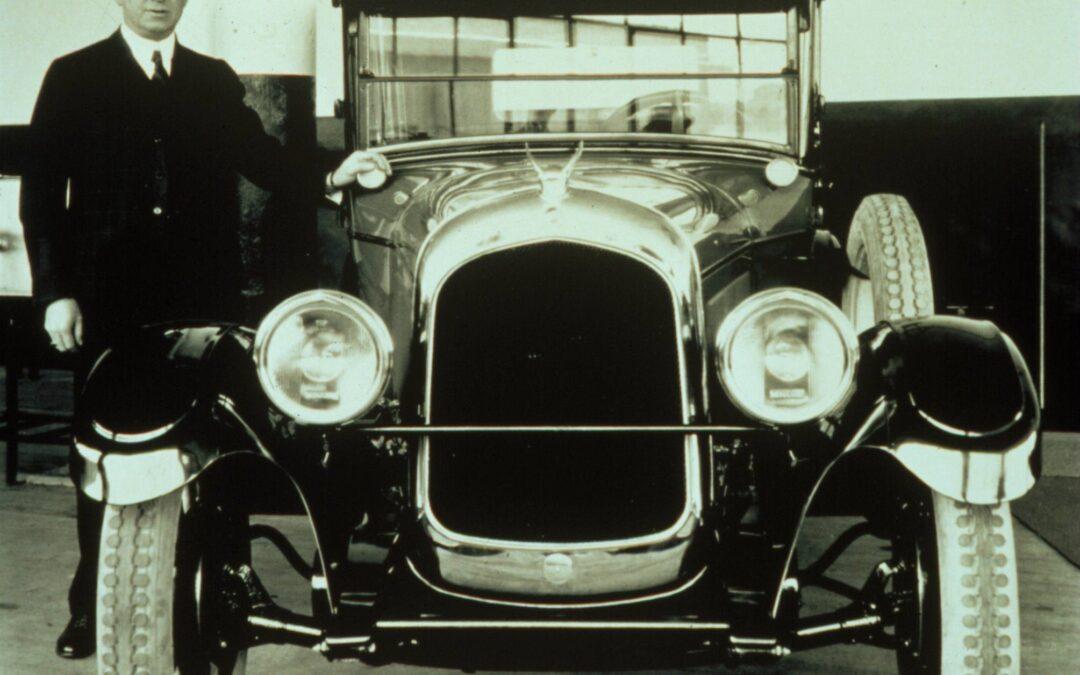 Vin Car Pic: Walter P. Chrysler