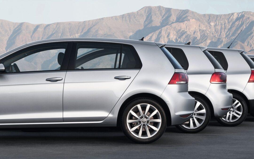 VW says Auf Wiedersehen to the Golf in U.S.