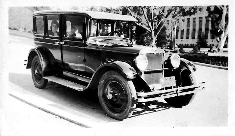 A 1928 Buick.