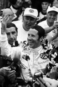 Mario Andretti in 1969.
