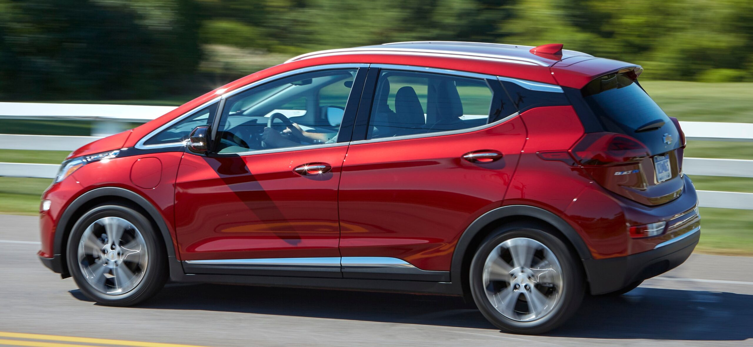 The 2020 Chevrolet Bolt EV Premier (electric) took top honors in the AAA auto guide.