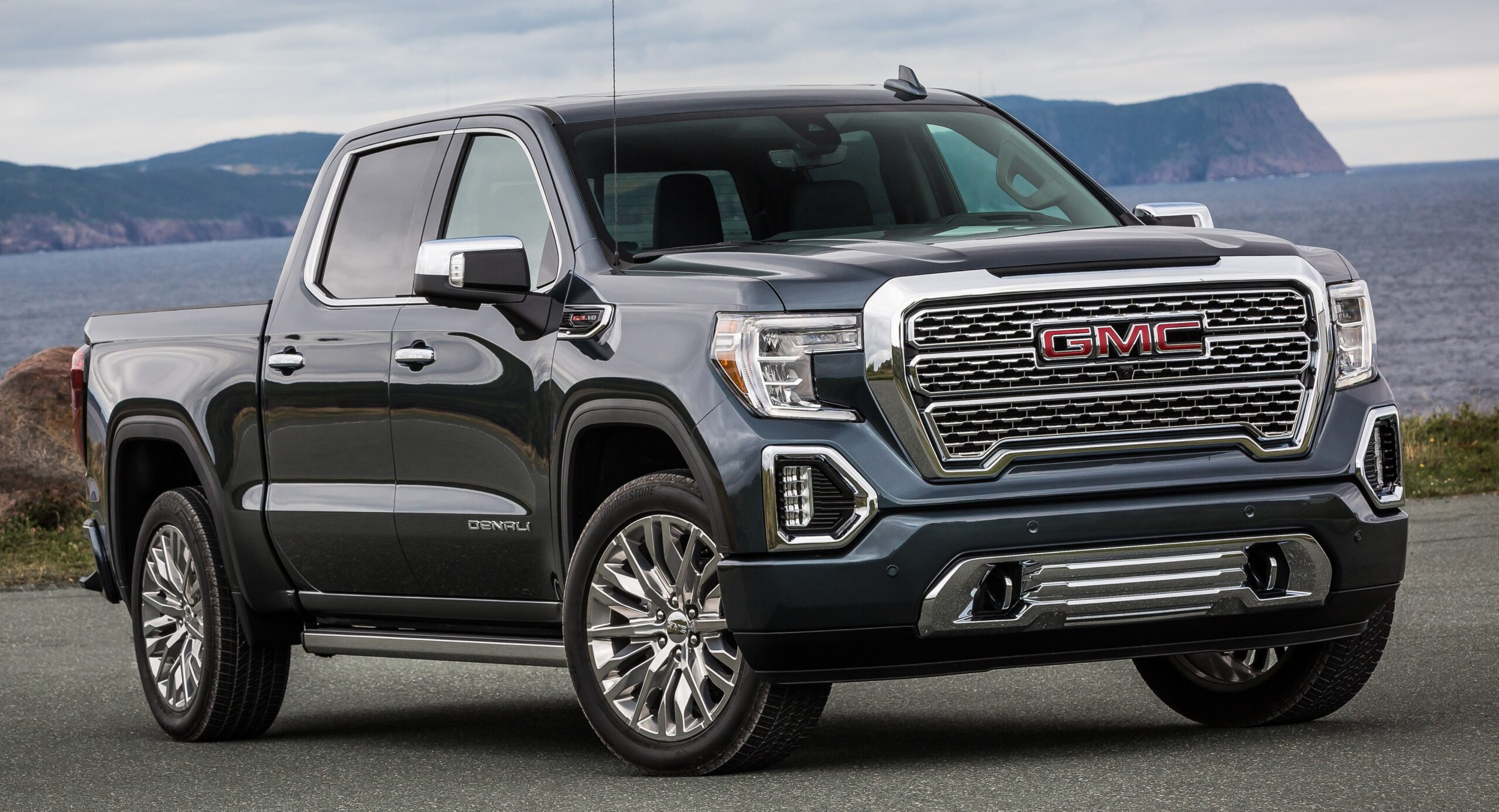 The diesel-powered 2020 GMC Sierra 1500 Crew Cab led among pickups in the AAA Car Guide.