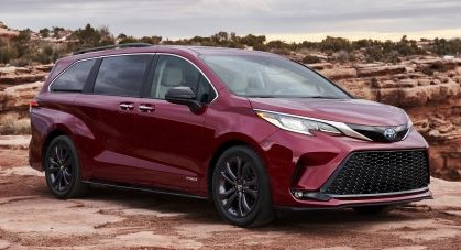 2021 Toyota Sienna XSE: a toy box of possibilities