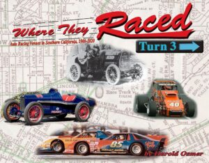 Where they Raced Turn 3 book cover
