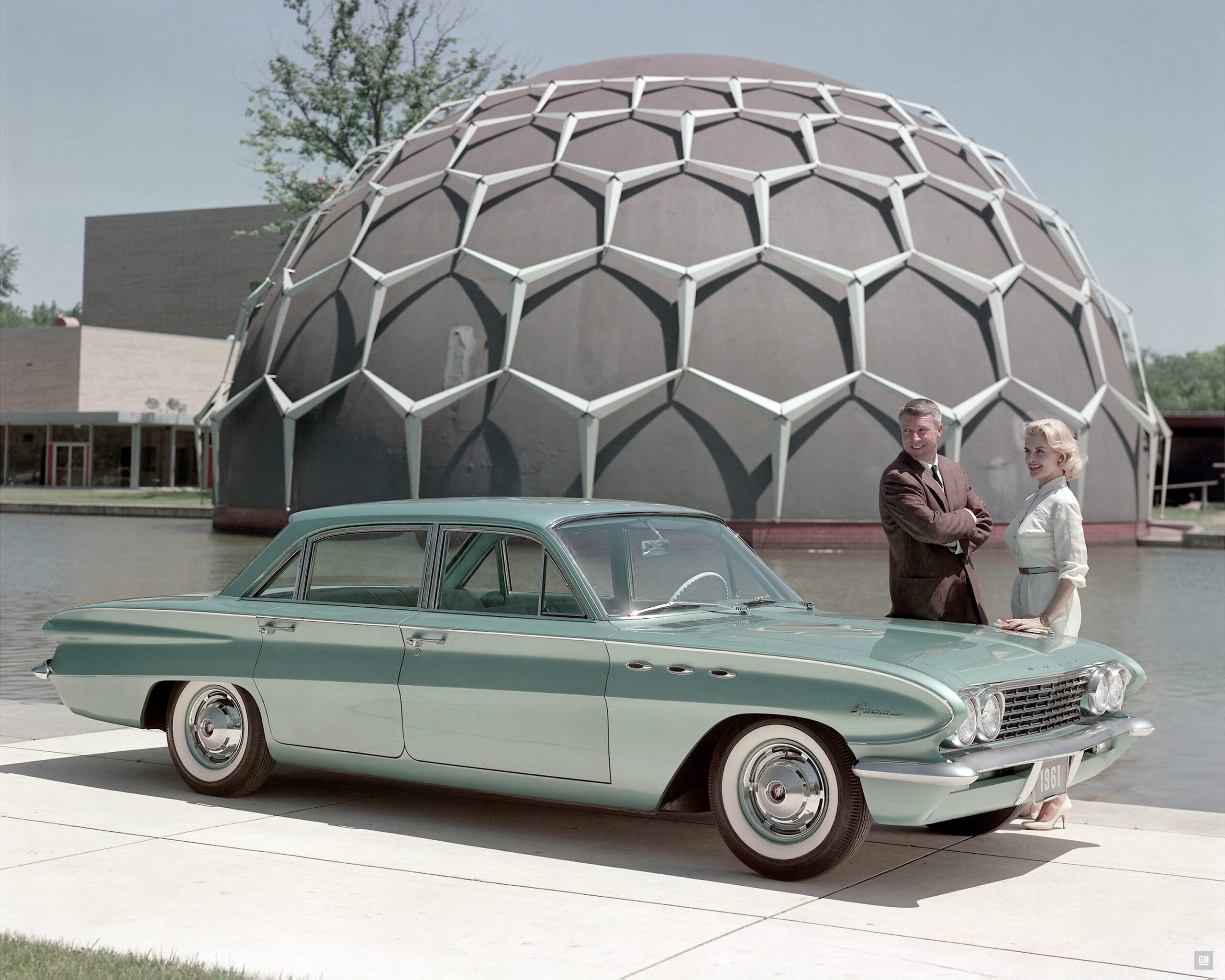 The 1961 Buick Special was an entry level model.