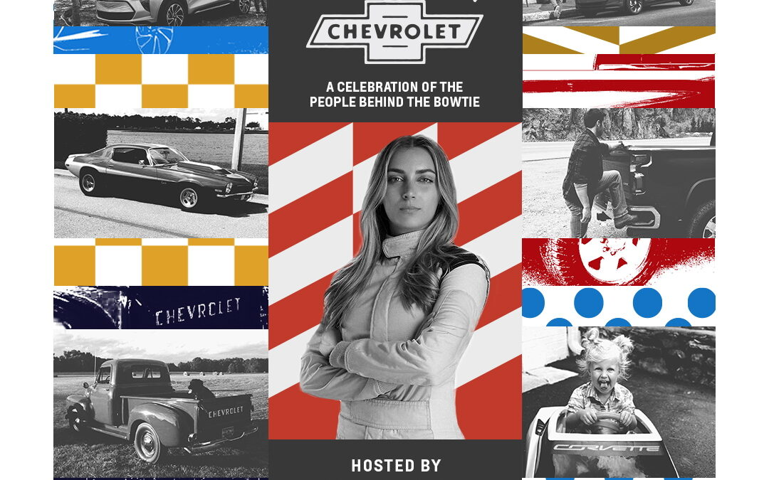 Cruisin' the USA in Your Chevrolet  virtual fan experience Aug. 16-21