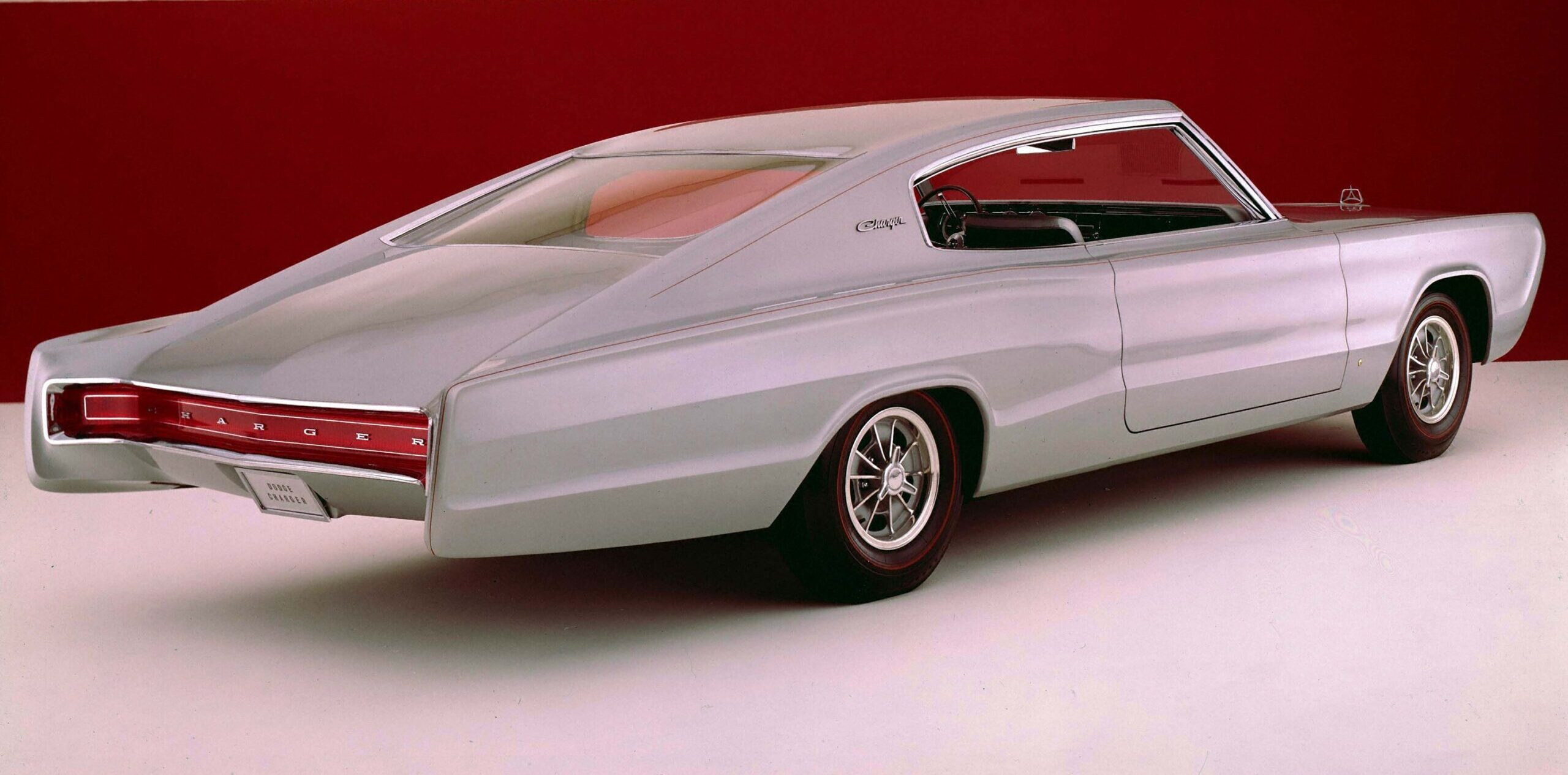 The 1965 Charger concept