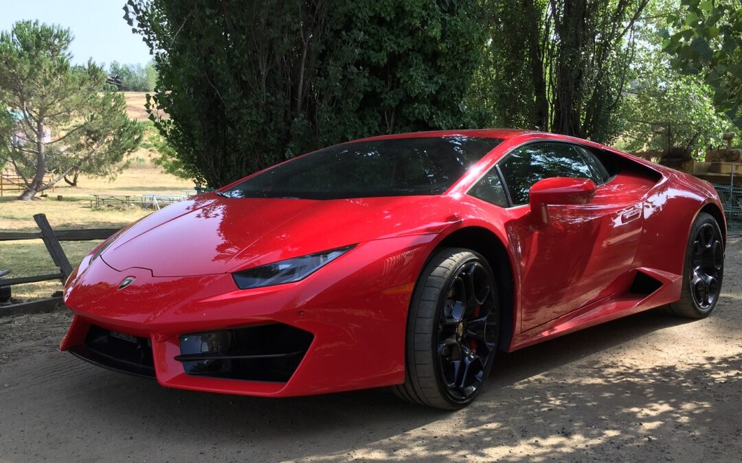 2016 Lamborghini Huracan Review