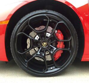 19 inch Pirelli tires