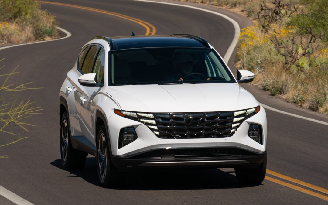 2022 Hyundai Tucson Hybrid Review