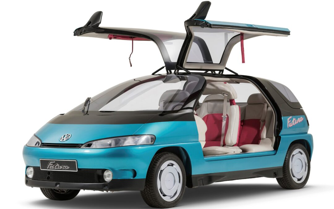 #TBT: 8 of the Coolest Volkswagen Concept Cars